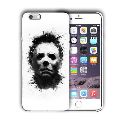 Halloween Michael Myers Iphone 4s 5 5s 5c SE 6 6s 7 8 X XS Max XR Plus Case n5