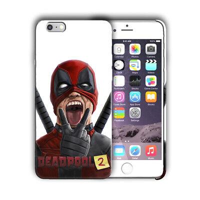 Super Hero Deadpool 2 Iphone 4s 5 5s SE 6 6s 7 8 X XS Max XR 11 Pro Plus Case 6