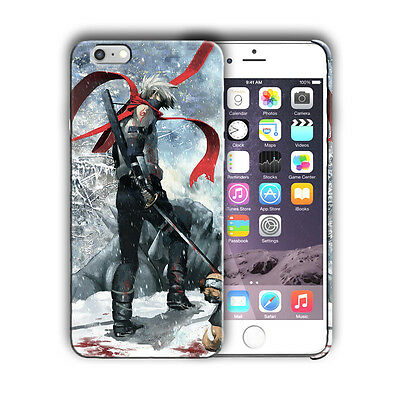 Naruto Kakashi Iphone 4 4s 5 5s 5c SE 6 6s 7 8 X XS Max XR Plus Case Cover 12 ()