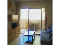 Studio flat for holidays Salou Spain.
