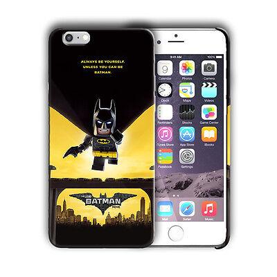 The LEGO Batman Iphone 4s 5 SE 6 6s 7 8 X XS Max XR 11 Pro Plus Case Cover 12