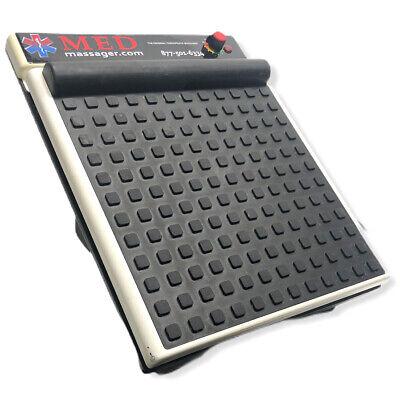 MedMassager Original Therapeutic Foot Med Massager MMF07 11 Speed Circulation
