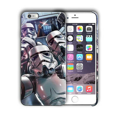 Star Wars Stormtrooper Iphone 4 5 SE 6 7 8 X XS Max XR 11 Pro Plus Case nn7
