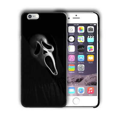 Halloween Scream Mask Iphone 4s 5 5s 5c SE 6 6s 7 8 X XS Max XR Plus Case n9