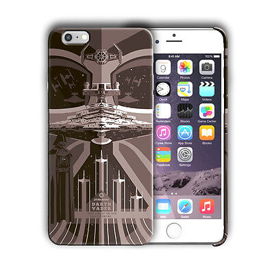 Star Wars Darth Vader Iphone 4s 5 SE 6 7 8 X XS Max XR 11 Pro Plus Case n65
