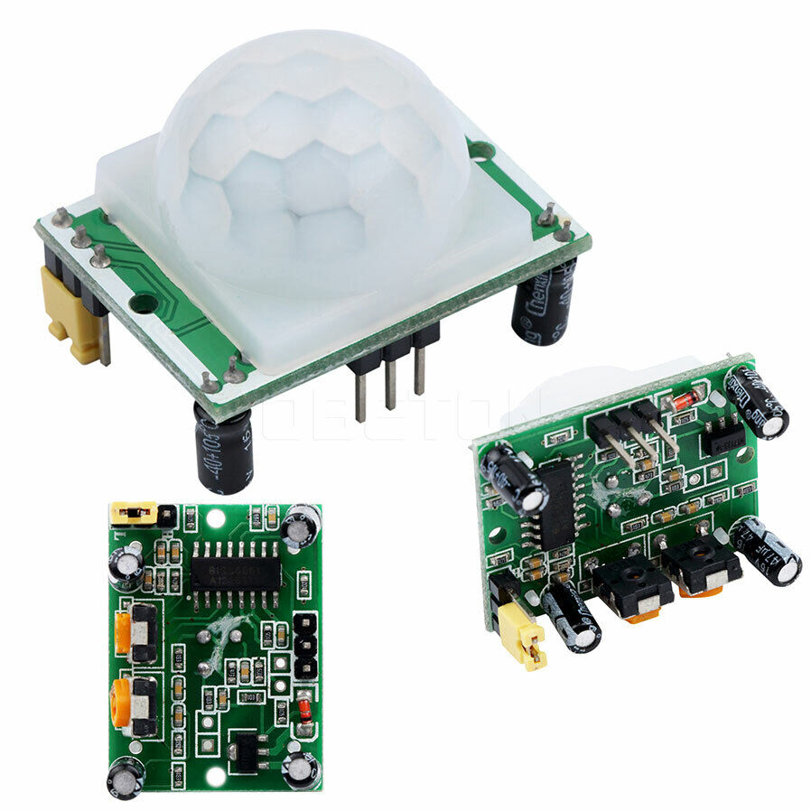 10pcs Hc Sr501 Infrared Pir Motion Sensor Module For Arduino Interfacing With Raspberry Pi