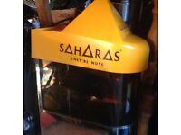 Sahara nut machine