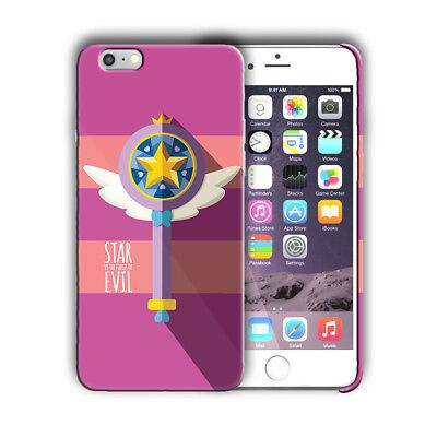 Star vs The Forces of Evil Iphone 4s 5s 5c SE 6 6s 7 8 X XS Max XR Plus Case