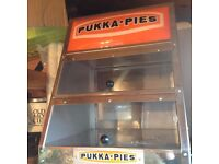 Pukka pie machine