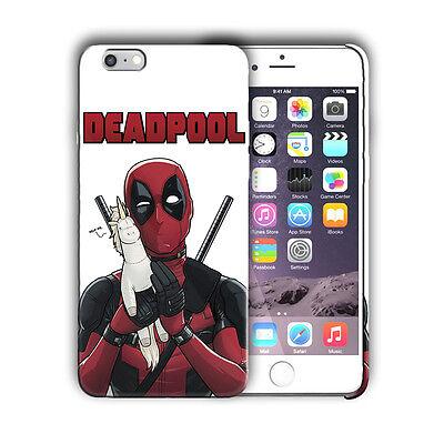 Super Hero Deadpool Iphone 4s 5 5s SE 6 6s 7 8 X XS Max XR 11 Pro Plus Case n10