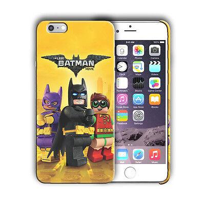 The LEGO Batman Movie Iphone 4s 5 SE 6 6s 7 8 X XS Max XR 11 Pro Plus Case 09