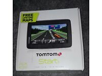 Official TomTom Start 20 M UK/ROI Maps 4.3 inch GPS Sat Nav FREE LIFETIME BOXED