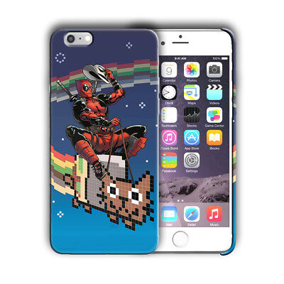Super Hero Deadpool Iphone 4 4s 5 5s SE 6 7 8 X XS Max XR 11 Pro Plus Case nn6