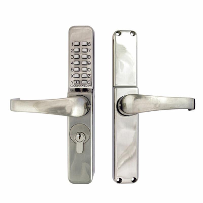 Codelocks CL475 Narrow Stile Euro (CL475L-SS)