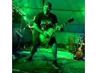Rhythm guitarist/singer needed