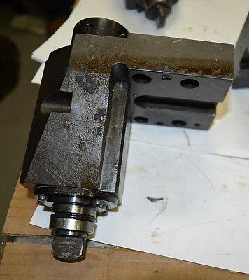 Mori Seiki Sl2500 Vertical Axial Live Mill Tool