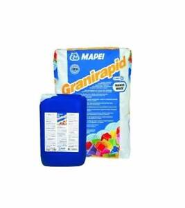 Mapei Granirapid A/White Cement Based Adhesives Bag of 22.5 Kg Banksmeadow Botany Bay Area Preview