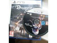 Demon souls PS5 game