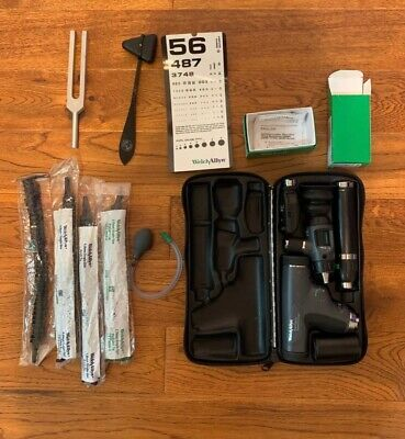 Welch Allyn Diagnostic Set - Panoptic Ophthalmoscope