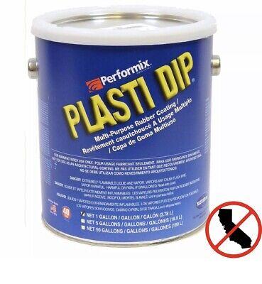 Performix 10107 Plasti Dip White 1 Gallon