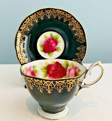 large lamp base,bone china England Vintage Royal Albert  Old country roses desighn