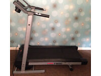 York fitness T500 electric treadmill for sale