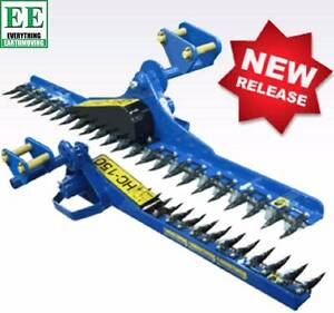 EXCAVATOR MOUNTED HEDGE TRIMMER 1.5 - 8t - 1300 43 44 33 Leura Blue Mountains Preview