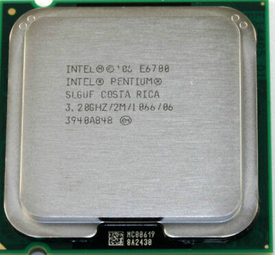 Intel CPU Pentium Dual Core E6700 3.2GHz/2MB/FSB1066 LGA 775 for sale  Shipping to Canada
