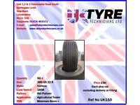 385 65 22 5 Part Worn Tyres