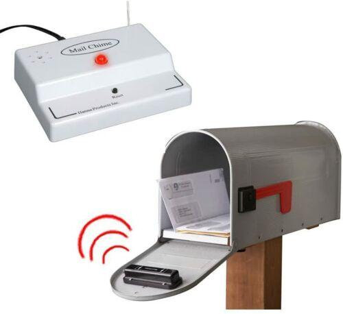 *NEW Mailbox Alert Mail Chime Mailbox Alarm Mailbox Alerts Wireless FREESHIPPING
