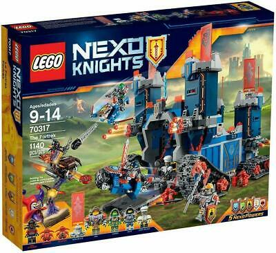 Sealed LEGO 70317 Nexo Knights The Fortrex Rare & Retired!
