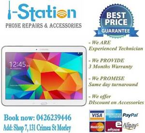 Samsung Tablet Cracked Screen LCD Battery Repair Service Morley Bayswater Area Preview