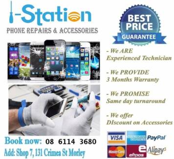 i-Station Phone/Tablet/Macbook Repair/Unlock/DataRecovery Service