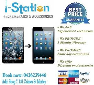 """BEST Price"" iPad Cracked Screen LCD Battery Repair Service Morley Bayswater Area Preview"