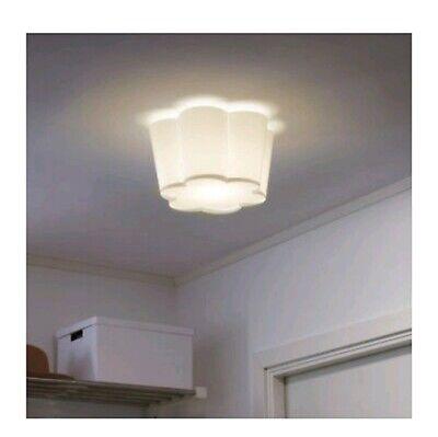 IKEA Holmö Papier Stehlampe Standleuchte Standlampe Stehleuchte 117cm NEU Lampe