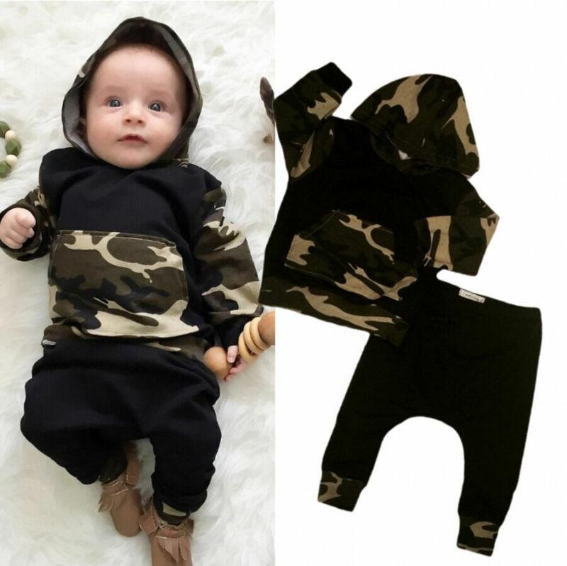Conjunto Para Ninos Ropa De Bebe Recien Nacido Varon Mono Pantalones De Nino 2pc Ebay