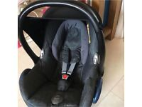 Maxi cosy Cabriofix only used a handful of times!!