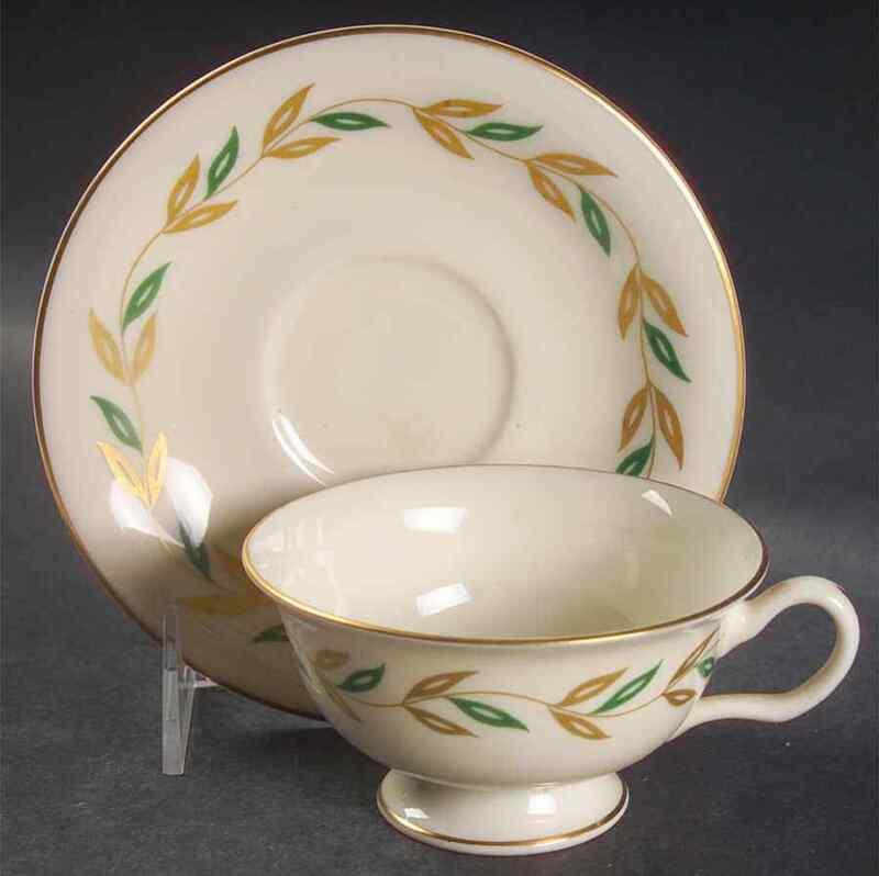 Castleton ALBERTA Cup & Saucer 43321