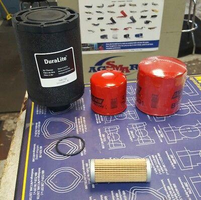 John Deere 330 Lawn Tractor Filters
