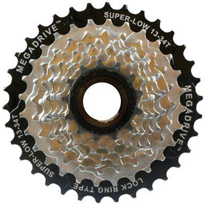 FW-08S 8 Speed Steel Mountain Bike Bicycle Cassette Freewheel Flywheel 12-28T