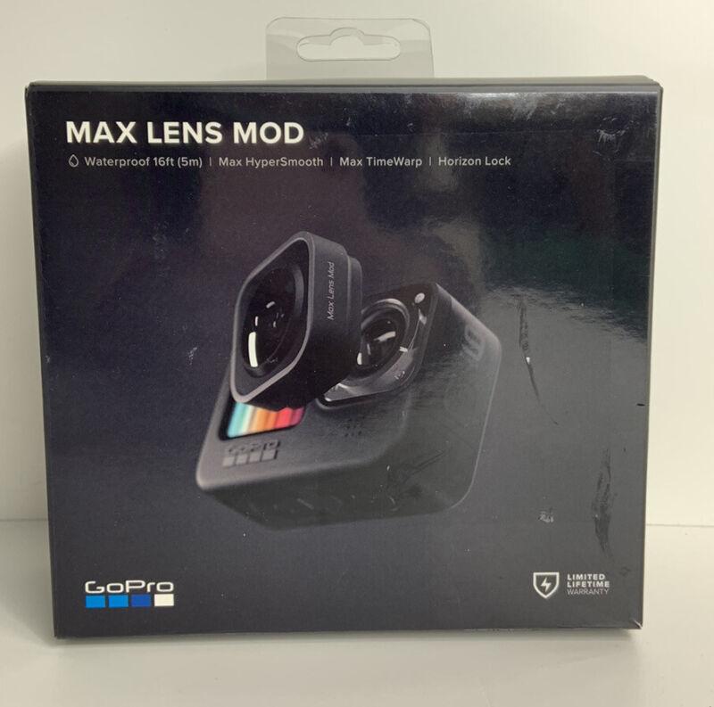 Max Lens Mod for GoPro HERO9 Black