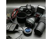 Canon EOS 60D Camera & Lens Bundle