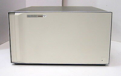 Hp 35650a Dynamic Signal Analyzer Mainframe - Operates Up To 8 Modules