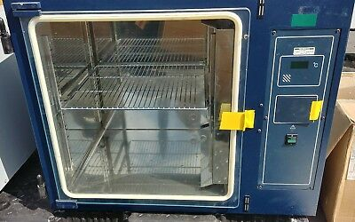Gallenkamp INC.100.130Y Stainless Steel Incubator Temperature Upto 70 C