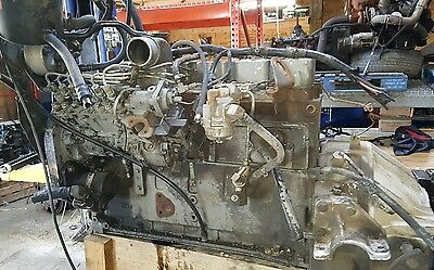 Cummins 12 Valve 6Bt 5 9 Turbo Diesel Engine P7100 Core  Free Shipping