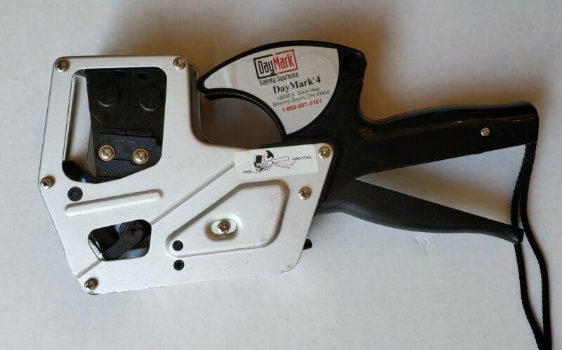 DayMark DM4 SpeedyMark 4 DATE CODER Metal Price Label Gun DM4 2-Line