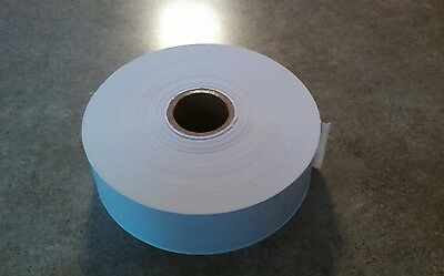 1 Rolls - 1.5 X 500 Feet - Water Activated White Kraft Paper Tape