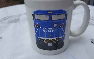 Travel Railroad Conrail Collectible Coffe Mug Memorablia