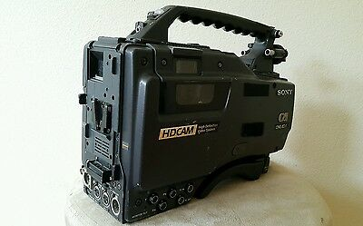 Sony HDW-F900 HDCAM 24P CineAlta camera Ver.3