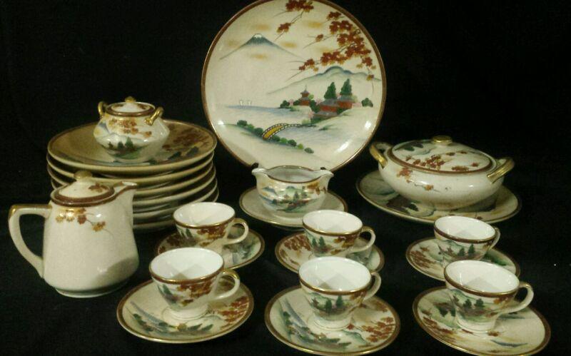 Antique Japan Export 1800